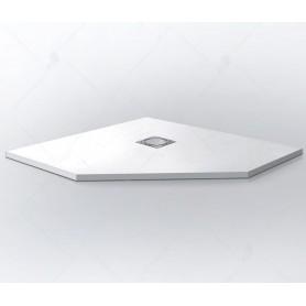 Поддон из литого камня RGW ST/T-W 100x100 цвет белый