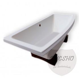 """Чугунная ванна Pucsho """"модель 2017"""" 170x70х80"""