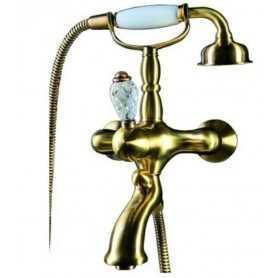 Фото Смеситель для ванны Boheme Crystal 303-CRST santekhnika-kupit.ru
