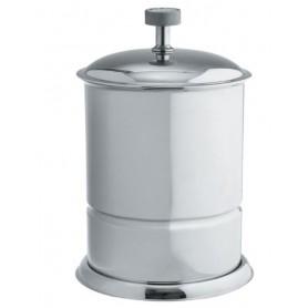 Ведро для ванной Boheme Royale Cristal 10927-CR цвет хром