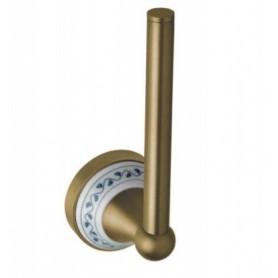 Держатель туалетной бумаги Bemeta Kera 144712037 цвет бронза