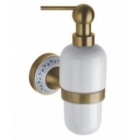 Дозатор подвесной Bemeta Kera 144709017 цвет бронза