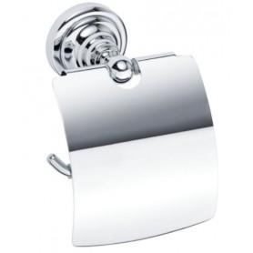 Держатель туалетной бумаги Bemeta Retro 144312012 цвет хром