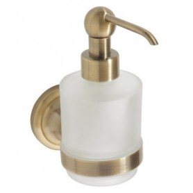 Дозатор подвесной Bemeta Retro 144109107 цвет бронза
