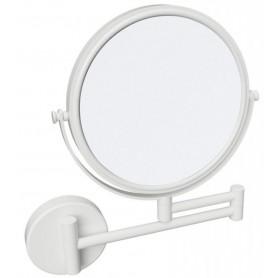 Зеркало косметическое Bemeta Waite 112201514 цвет белый