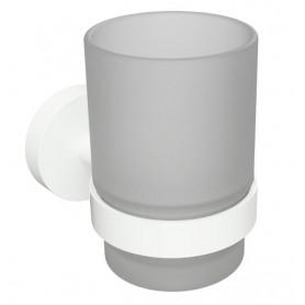 Стакан подвесной Bemeta Waite 104110014 цвет белый