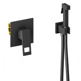 Гигиенический душ (набор) Timo Briana 7189/03SM чёрный