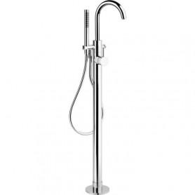 Смеситель напольный Fiore Xenon 44CR5145 для ванны